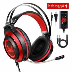 Latest Vankyo Gaming Headset Stereo  Game Headphone For PS4