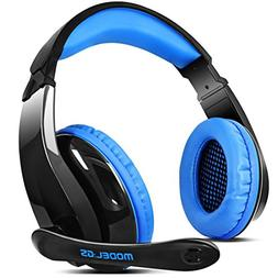 LETTON G5 Gaming Headset Stereo PC Computer Headphones with