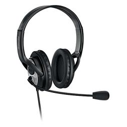 Microsoft LifeChat Headset - Stereo - USB - Wired - Over-the