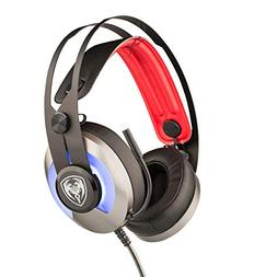 HUAXING Logitech G231 Gaming Headset for Xbox One, PS4, Swit