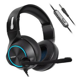 NUBWO N11 Gaming Headset Stereo PC Gaming Headset Surround S