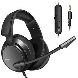 Micolindun N12 Stereo Gaming Headset for PS4, Xbox One, PC w