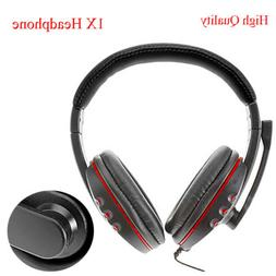 New Arrival Wired Gaming Headset Headphone with Mic for PS4
