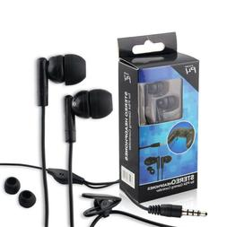 Earphone Headset Earbuds With Mic For Sony PS4 Playstation 4