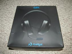 NEW Logitech G Pro Gaming Headset Xbox PS4 PC Switch VR Mode