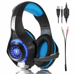 NEW/Beexcellent Gaming Headset GM-1 with Microphone/Easy Vol