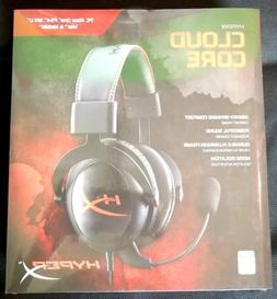 New HyperX Cloud Core Gaming Headset For Pro Gamers