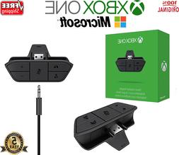 New OFFICIAL Microsoft XBOX ONE Stereo Headset Adapter