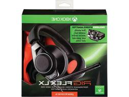 NEW Plantronics RIG Flex LX Black Gaming Headband Headset fo