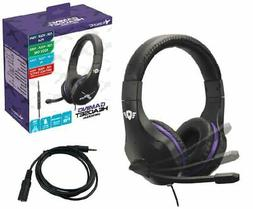 NEW SubSonic Universal Gaming Headset & Mic Inspired by Fort