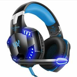 New Wired Gaming Headset Quality Goods Headphone With Microp