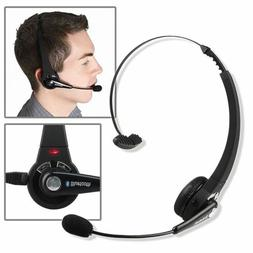 Wireless Bluetooth Gaming Headset Earphone w/ Mic For Sony P