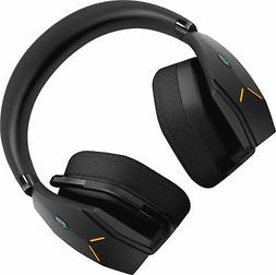 NEW Alienware Wireless Wired Stereo Gaming Headset Black AW9