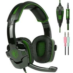 New Xbox one PS4 Gaming Headset with Mic Volume Control, SAD