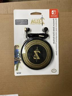 Nintendo Switch Premium Zelda Chat Earbuds