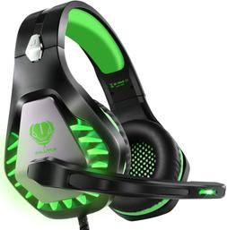 ENVEL Noise Cancelling Gaming Headset with 7.1 Surround Soun