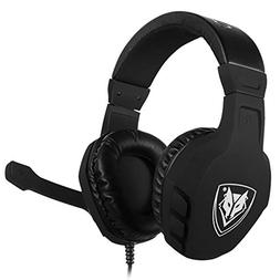 NUBWO U3 Gaming Headset Stereo PC Gaming Headset with Noise