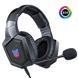 ONIKUMA PC Gaming Headset with Mic for PS4 Xbox one Controll