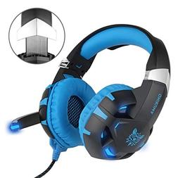 iSkylie ONIKUMA K2 Stereo Gaming Headset Gaming Noise Cancel