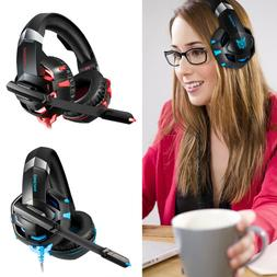 ONIKUMA K2A Gaming Headset USB Wired Stereo With Micphone Fo