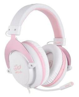 SADES PINK MPOWER PS4 Xbox One Nintendo Switch Gaming Headse