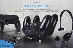 DREAMGEAR PLAYER'S KIT FOR PS4 - BRAND NEW - FREE US SHIPPIN