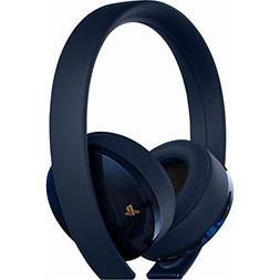Sony PlayStation 4 Gold Wireless Headset 7.1 Surround Sound