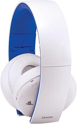 playstation gold wireless headset glacier