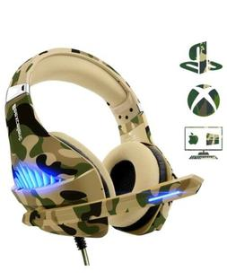 Beexcellent Pro Gaming Headset - Camo