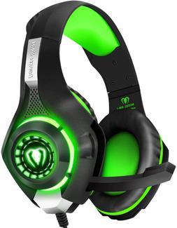 Pro Gaming Headset Mic XBOX One Not Wireless PS4 Headphones