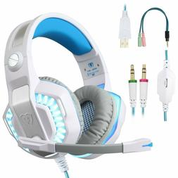 Bluefire Professional Stereo Gaming Headset For Ps4, Xbox On