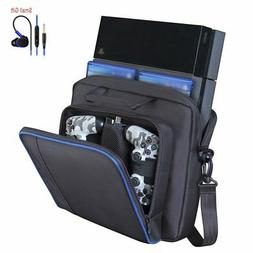 PS4 Accessories Storage Bag Play Station 4/Slim/Pro Game Con