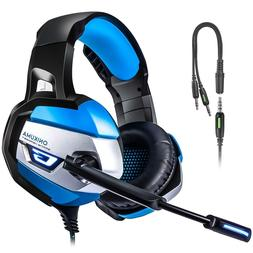 ps4 gaming headset noise cancelling gaming headphones