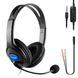 Gaming headsets with Noise Canceling Mic for PC/MAC/PS4/Xbox