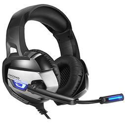 PS4 Headset - Stereo Gaming Headset for PS4,, Xbox One , Noi