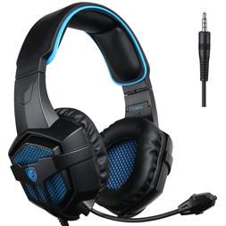 Ps4 / Xbox One 3.5Mm Stereo Gaming Headset With Mic For Play