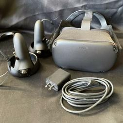 Oculus Quest - Black - All-in-one VR Gaming Headset w/Access