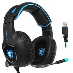 r13 usb gaming headset 2017