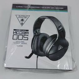 Turtle Beach Recon 200 Amplified Gaming Headset for Xbox One