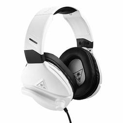 Turtle Beach Recon 200 White Amplified Gaming Headset Xbox O