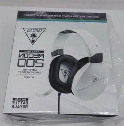 recon 200 white amplified gaming