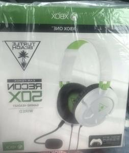 Turtle Beach - Recon 50X White Stereo Gaming Headset - PS4 -