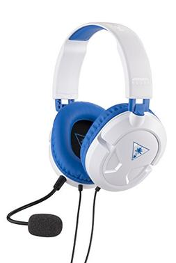 Turtle Beach Recon 60P White Amplified Stereo Gaming Headset