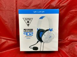 Turtle Beach Ear Force Recon 50P White Stereo Gaming Headset