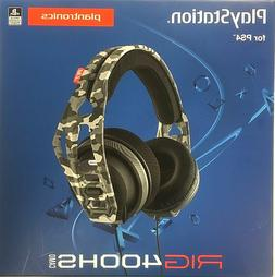 Plantronics RIG 400HS Stereo Gaming Headset for PlayStation