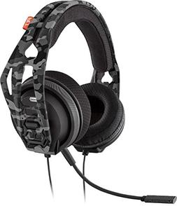 Plantronics Gaming Camouflage Headset for PlayStation 4, Cam