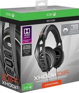 Plantronics RIG 400HX WIred Stereo Gaming Headset for Xbox O