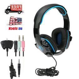 SADES SA-708 GT Gaming Headset Stereo Headphone for Xbox One