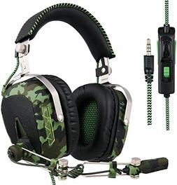 SADES SA926T Stereo Gaming Headset for Xbox One, PC, PS4 Ove