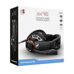 Sealed SENNHEISER GSP 500 GAMING HEADSET for PC-Mac -PS4-Mul